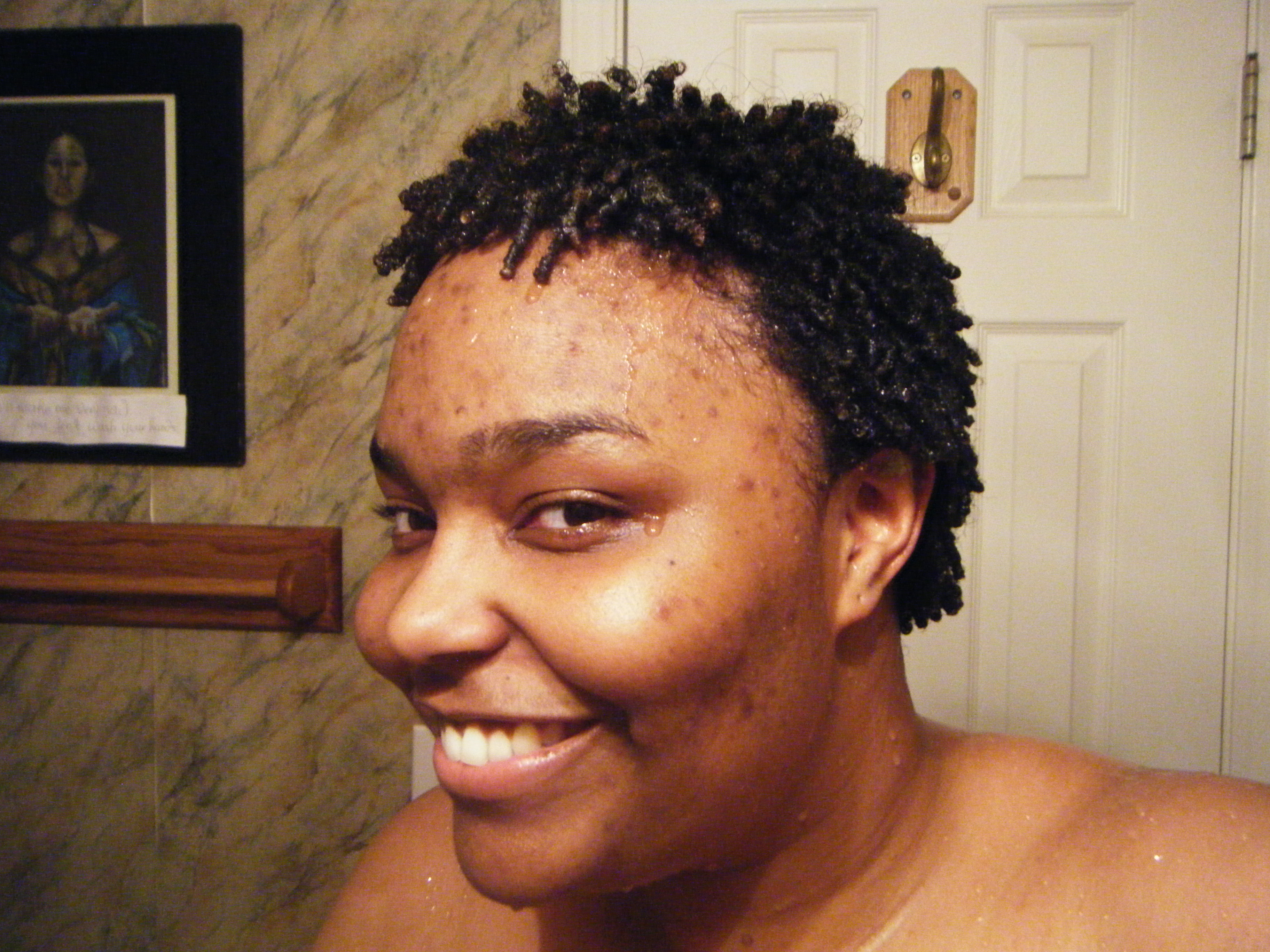 Indian healing clay for hair